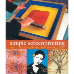 Simple Screenprinting[특가판매]