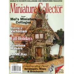 [특가판매]Miniature Collector - 2011.11(NOVEMBER)