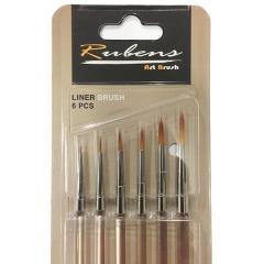 Rubens 320 세필-6조 Set